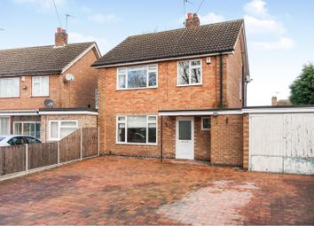 3 bed detached house for sale in Chiltern Green, West Knighton LE2