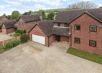 Thumbnail 4 bed detached house for sale in Ogbourne St. George, Marlborough