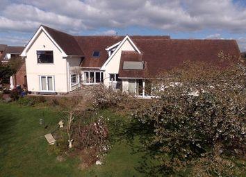 Thumbnail 4 bed detached house for sale in Faenol Isaf, Tywyn, Gwynedd