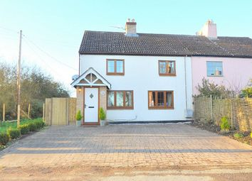 Thumbnail 3 bed cottage for sale in Green End, Great Stukeley, Huntingdon, Cambridgeshire