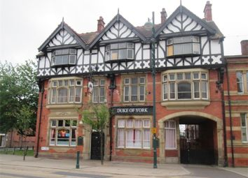 Thumbnail Pub/bar for sale in 89, Church Street, Eccles, Manchester, Greater Manchester, UK