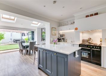 Thumbnail 4 bed terraced house for sale in Strathville Road, London