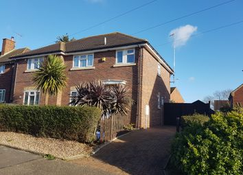 Thumbnail 3 bed semi-detached house for sale in Staplers Heath, Great Totham