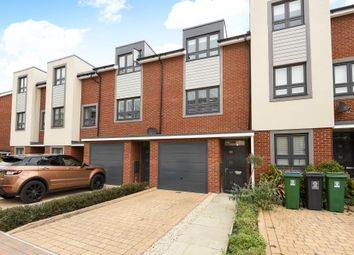 Thumbnail 3 bed terraced house to rent in Northwood, Greater London