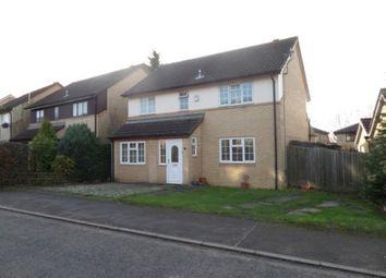 Thumbnail 4 bed detached house to rent in Arlott Crescent, Oldbrook, Milton Keynes