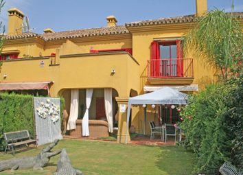 Thumbnail 4 bed town house for sale in El Casar Fronda, Sotogrande, Cadiz, Spain