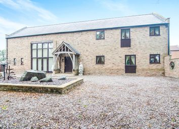 Thumbnail 3 bed barn conversion for sale in Station Road, Terrington St Clement, Kings Lynn, Norfolk