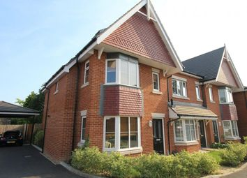 Thumbnail 4 bed end terrace house to rent in Burgess Close, Camberley