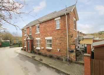 Thumbnail 2 bed end terrace house for sale in Builth Road, Builth Wells, Powys
