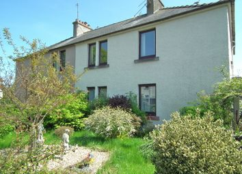 Thumbnail 2 bedroom flat for sale in The Mount, Duns
