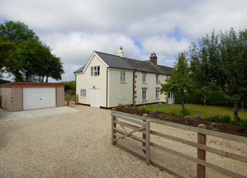 Thumbnail 4 bed semi-detached house for sale in Halwill, Beaworthy