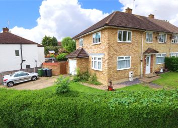 Thumbnail 4 bed semi-detached house for sale in Oliver Road, Hemel Hempstead