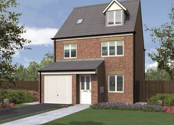"Thumbnail 4 bed semi-detached house for sale in ""The Runswick"" at Angel Way, Birtley, Chester Le Street"