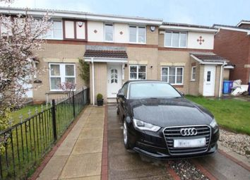 Thumbnail 2 bed terraced house for sale in Battles Burn View, Tollcross, Glasgow