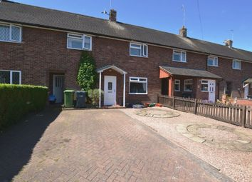 Thumbnail 3 bed terraced house for sale in Manor Gardens, Market Drayton