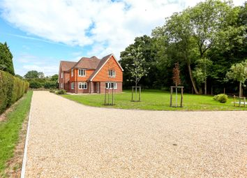 Thumbnail 4 bed detached house for sale in St. Marys Road, Liss, Hampshire