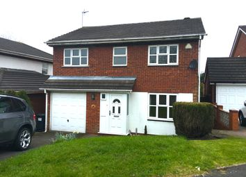 Thumbnail 4 bed detached house for sale in Humprhey Middlemore Drive, Harborne, Birmingham