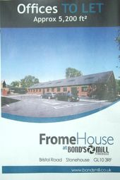 Thumbnail Office to let in Bond's Mill Bristol Road, Stonehouse, Glos