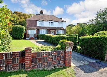 Ring Road, Lancing, West Sussex BN15. 4 bed detached house