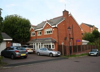 Thumbnail 5 bedroom detached house for sale in The Coppice, Prestwich, Manchester