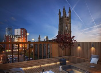 Thumbnail 2 bed property to rent in Arundel St, The Roof Gardens, Castlefield