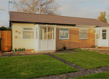 Thumbnail 2 bed bungalow for sale in Willow Grove, Holywell