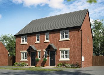 Thumbnail 3 bed semi-detached house for sale in Sovereign Chase, Tregwilym Road, Rogerstone