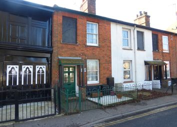 Thumbnail 2 bedroom terraced house for sale in Norwich Street, Dereham