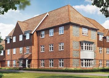 Thumbnail 2 bed flat for sale in The Avenue, Wilton