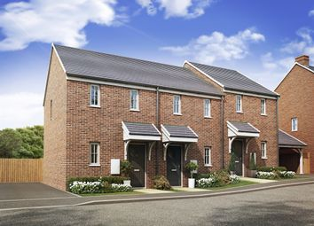"Thumbnail 2 bedroom end terrace house for sale in ""The Morden"" at High Street, Newington, Sittingbourne"