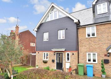 Thumbnail 4 bed end terrace house for sale in Oak Close, Sittingbourne, Kent
