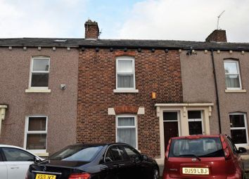 Thumbnail 2 bedroom terraced house to rent in Garden Street, Carlisle