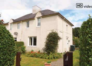 Thumbnail 3 bed semi-detached house for sale in West King Street, Helensburgh, Argyll & Bute