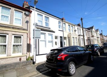Thumbnail 1 bed flat to rent in St. Georges Avenue, Plymouth