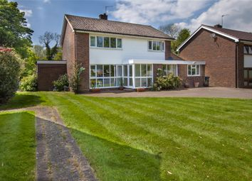 Thumbnail 5 bedroom detached house for sale in Fairoak Close, Kenley