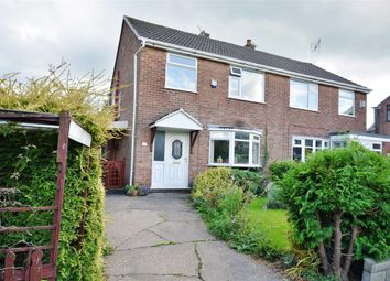 Thumbnail 3 bedroom semi-detached house for sale in Teesdale Drive, Leigh
