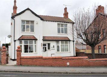 Thumbnail 4 bed detached house for sale in Mold Road, Connahs Quay, Flintshire