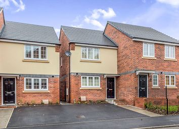 Thumbnail 2 bed semi-detached house for sale in Tintern Street, Hanley, Stoke-On-Trent