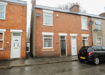Thumbnail 2 bed terraced house to rent in New Hall Road, Chesterfield