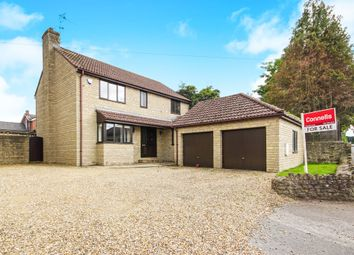 Thumbnail 4 bed detached house for sale in Shortwood Road, Pucklechurch, Bristol