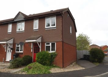 Thumbnail 2 bed property to rent in Ladysmith Close, Purewell, Christchurch