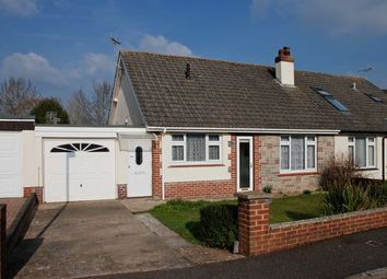 Thumbnail 2 bed semi-detached bungalow for sale in Primley Mead, Sidmouth