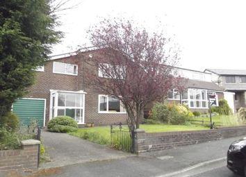 Thumbnail 4 bed detached house for sale in Leaverholme Close, Cliviger, Burnley, Lancashire