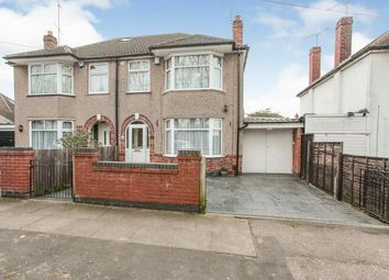 Thumbnail 3 bed semi-detached house for sale in Duncroft Avenue, Coundon, Coventry, West Midlands