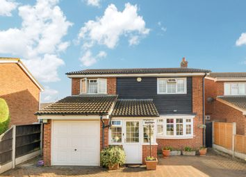 Thumbnail 4 bed detached house for sale in Bishopsteignton Shoeburyness, Southend-On-Sea