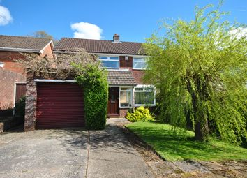 Thumbnail 3 bed detached house for sale in Torrens Drive, Lakeside, Cardiff