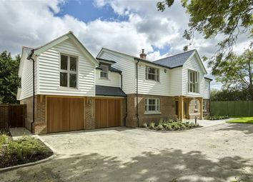 Thumbnail 5 bedroom detached house for sale in Perrywood Lane, Watton At Stone, Herts