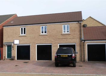 Thumbnail 2 bed flat for sale in Sanders Close, Swindon