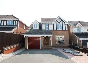 Thumbnail Detached house to rent in Parkhouse Close, Clay Cross, Chesterfield
