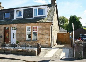 Thumbnail 2 bed semi-detached house for sale in Princess Street, Bonnybridge, Stirlingshire